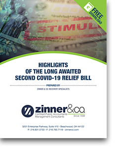 Highlights-Second-COVID-19 Relief-Bill-EBook-Cover