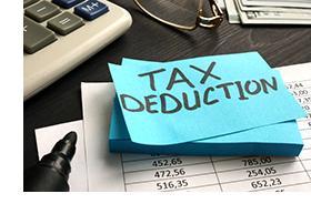iStock-1129640389_tax deduction