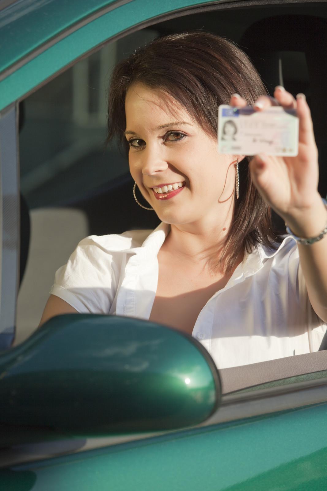Поздравления девушки с водительскими правами