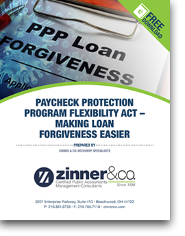 PPP Flexibility Act Cover