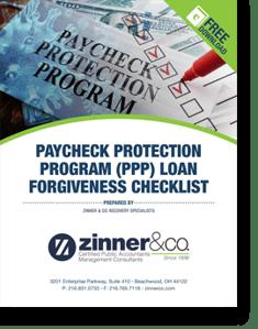 PPP Loan Forgiveness Checklist