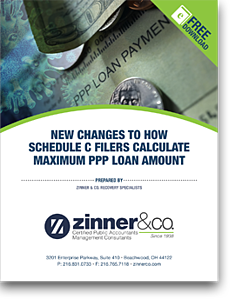 Zinner-EBook-Cover_Changes PPP Loan Max