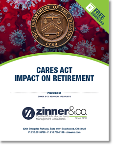 CARES Act impact on retirement ebook